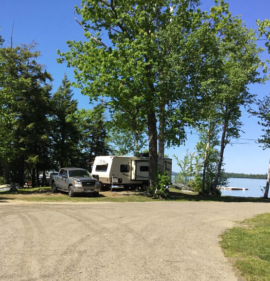 Camping image of campground